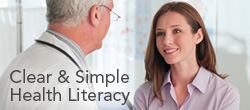 Knowing your health literacy <br>can improve your health care.