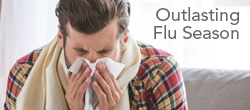 Take action to protect yourself against a widespread and intense flu season.