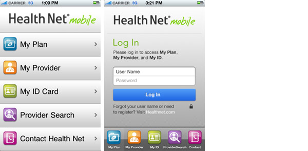 Health Net Mobile Quick Reference Guide
