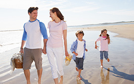 health benefits of vacations
